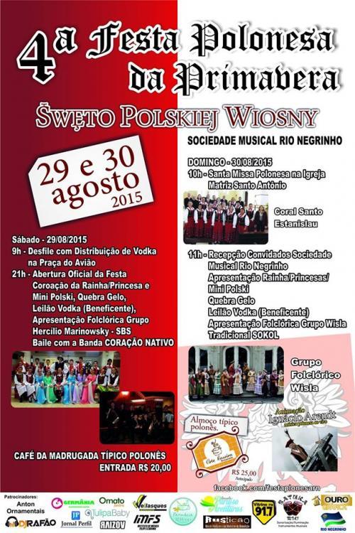 4º Festa Polonesa
